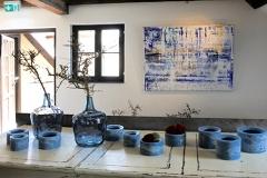 Ausstellung im Berzelhof
