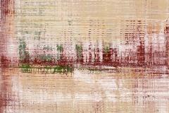 Scratches I | Acryl | 50 x 60 cm | 2014