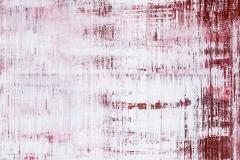 White Red | Acryl | 80 x 80 cm | 2014
