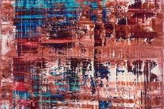 Layers I | Acryl | 80 x 80 cm | 2015