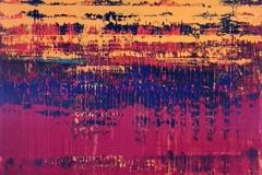 Dawn | Acryl | 70 x 70 cm | 2016