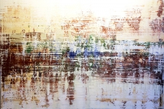 Layers III | Acryl | 140 x 100 cm | 2017
