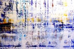 Rainy Day | Acryl | 140 x 100 cm | 2017