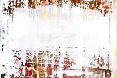 White Red II | Acryl | 60 x 80 cm | 2017